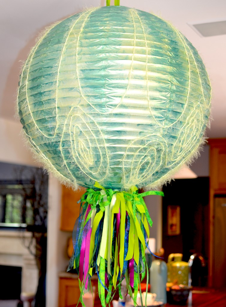 Color Crazy Party Lantern
