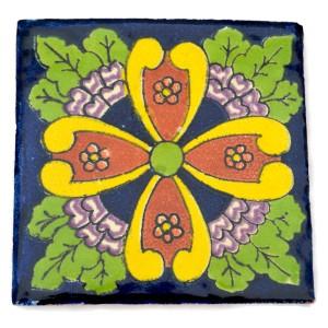 French Garden Ceramic Tile $5.99