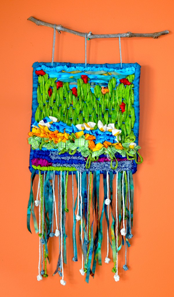 Mystery Garden - Hooked & Stitched