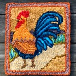 Phoenix Rooster Pattern & Kit Available
